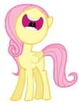 Fluttershy Filly pt 2 by Omniferious