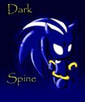 DarkSpine Chao by DroseAttack by ChaoGarden