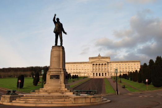 Stormont, Northern Irish Assembly by synonymtograce