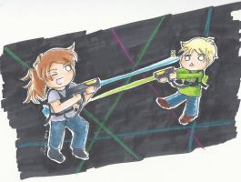 Laser Tag by 6wendybird91