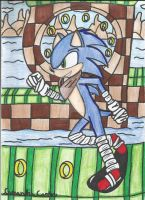 Sonic Request by FableHearts