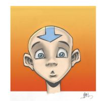 Aang Confusion Quickie by Chadwick-J-Coleman