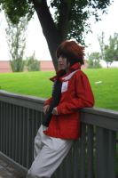 Thinking Judai by Vocaloid01leaklady