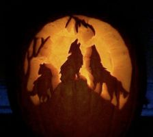 My Great Pumpkin Carving by Atimist