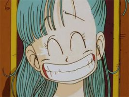 Bulma getting tickled GIF by hey-mr-dj