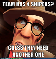 snipers by megadude234