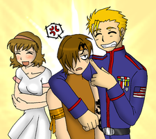 Laugh at Kurt by Duelistabbeyryou