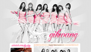 PLAYGIRLZ Layout Ver. 2 by foreverGIKWANG