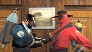 L4R Meets Another Pyro by Gaughwwe12