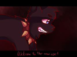 Welcome,Scourge! by baimon2000