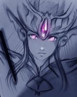 Syndra by ryky