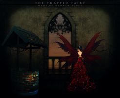 Trapped Fairy by Magnitude-Designs