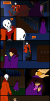 Undertale: HEA - Secrets Will Eat You Alive - P6 by CoolFireBird