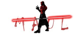 Maul 2 by T-Turner