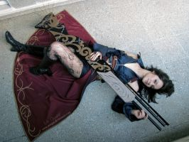 Bullet Witch - Shotgun by LiliQuant
