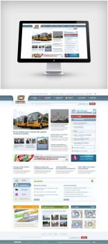 New Criciuma City Hall Website by LordVenomTLD