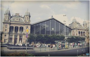 Budapest Panorama 05 by resresres