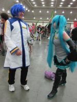 I am the better Vocaloid, Kaito!! by jpop52