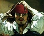 What if Courbet had sailed in the Carribean? by djailledie