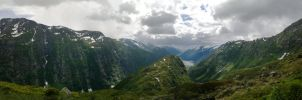 Mountain panorama by LorcanPL