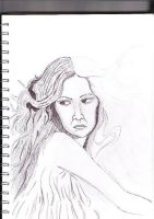 Unfinished Woman by damien-christian