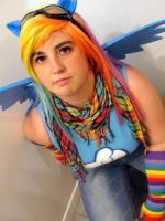 Pony Cosplay MLP FiM 2 by Karacoon