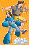 Game Grumps by CauseImDanJones