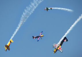 RedBull air race by ptcunha