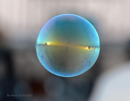 Me in a Bubble by AlainaLee