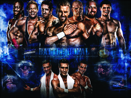SmackDown Battle Royal 2012 by thetrans4med