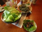 Pork and Spinach Lettuce Wraps by Curadh