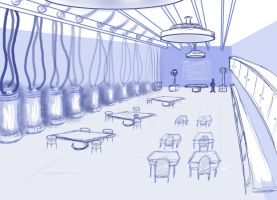 Anatomy and Experimentation Laboratory by eldendgha