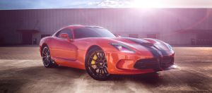 Dodge Viper SRT 2013 by TheImNobody