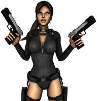 Lara Render 03 by TRDaz