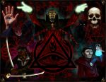 The Order of the Triad by HarryBuddhaPalm