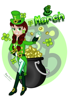 March [3/III] by MeganLovesAngryBirds