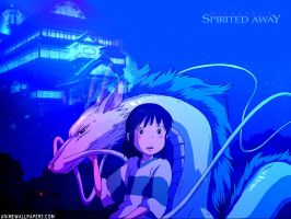 Spirited Away by Spirited-Away-Club