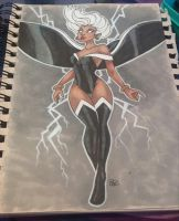 storm commission by Pradaninja