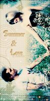 Summer And Love by iiRONiiKxHEART