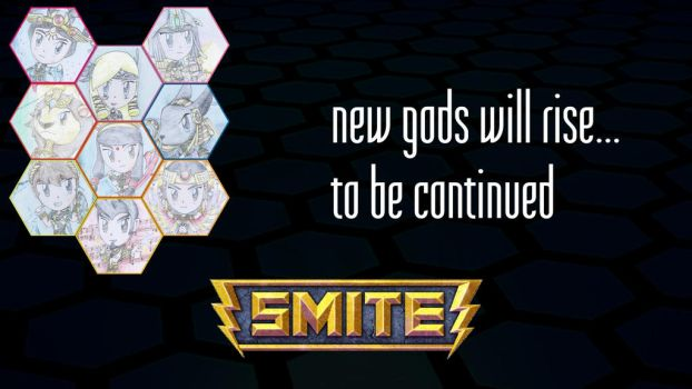 SMITE Wallpaper (caa 120913) (WIP) by xander64lmh