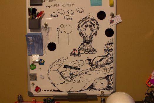 white board by joeyrocket