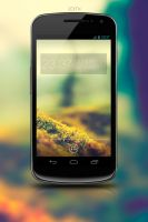 Galaxy Nexus v2 by zomx