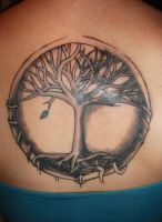 Tree of Life by NeeniRae