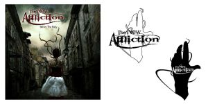 The New Affliction album cover by metal-levon