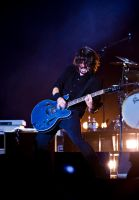Dave Grohl Rocks by Zephyr-Z