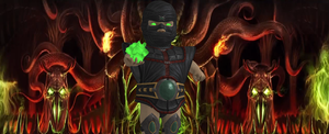 MK Babies Part 1 - Ermac by RCyclone