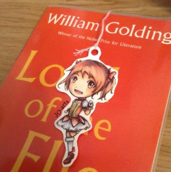 Madoka Bookmark by JO-arts
