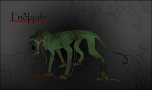 Frith ref by katxicon