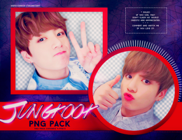 PNG PACK: JungKook (BTS) #5 by Yumi-chan19