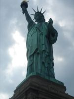 Statue of Liberty by popking247